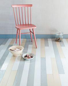 6 manieren om je vloer in de verf te zetten Roomed | roomed.nl