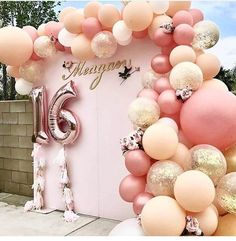 21st Birthday Decorations, 18th Birthday Party, Sweet 16 Birthday, Birthday Diy, Diy Party Decorations, Birthday Celebration, Birthday Ideas, Birthday Pictures, 18th Birthday Decor