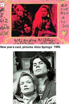 Paris 1980, fotoos - Alice Spring. ( June Newton)
