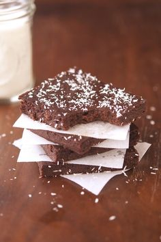 Sweet Potato Paleo Brownies