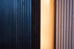 wooden facade, pine tree timber, ark shelter