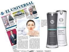 Nerium's Age-Defying Night & Day Cream get a raving review in El Universal in Mexico!