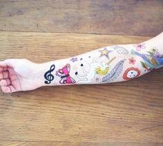Rad | Unicorn Tattoos