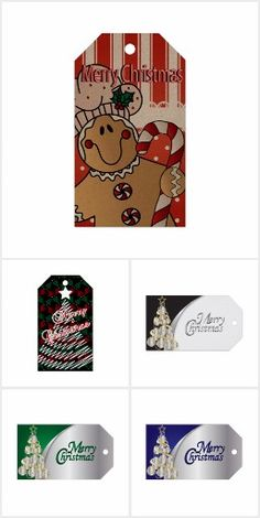 #Christmas #Gift #Tags #zazzle