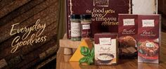 Everyday Goodness -A five-star assortment of Tastefully Simple's most popular products for easy, everyday meals - all nestled in a lovely gift box. Perfect for holidays and special occasions.  $43.95