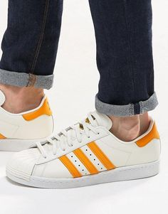 low cost ae165 41d07 adidas Originals Superstar 80 s Trainers In White S75842 at asos.com