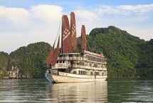 Victory star cruise, Victory cruise Halong bay