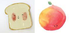 peach illustration - Google-søk