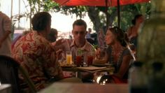 "Burn Notice 2x14 ""Truth and Reconciliation"" - Michael Westen (Jeffrey Donovan), Fiona Glenanne (Gabrielle Anwar) & Sam Axe (Bruce Campbell)"