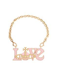 Vivienne Westwood Giant Love Orb Necklace