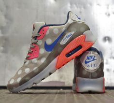 buy popular 8011d 1d954 Fashion AIR MAX 90 ICE CITY QS New York Dot, only  39.99 at ENBAG. Nike  Free ShoesNike ...