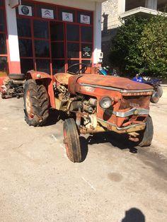 Unrestored Zetor 2511 Tractors, Antique Cars, Monster Trucks, Vehicles, Vintage Cars, Car, Vehicle, Tools