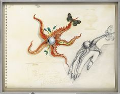 Dali's fabulous mid-century jewels have always brought good prices and their value is rising as the work he produced later in his career attracts more serious attention. (Until recently, most of what Dali created after 1940 was panned by critics.) In 1995, a Dali Starfish piece with an unsigned drawing sold for $170,000 at Christies