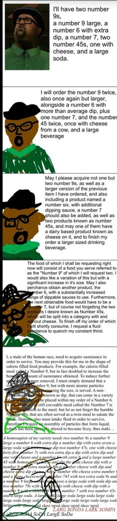 Big Smoke's Order | Increasingly Verbose Memes | Know Your Meme