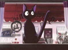 Gigi from Kiki's Delivery Service - studio ghibli | Tumblr