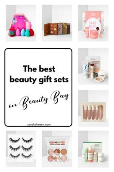 The best beauty gift sets on Beauty Bay! Check out this beauty gift guide if you're looking for the perfect gift for a beauty lover! Beauty Junkie, Makeup Junkie, Anastasia Beverly Hills Palette, Glow Palette, Liquid Eyeshadow, Beauty Bay, Makeup Lovers, Gift Sets, How To Apply Makeup