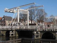 Beautiful bridge - Harlingen - Holland