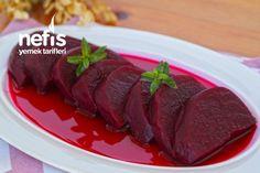 Kırmızı Pancar Turşusu (videolu) - Nefis Yemek Tarifleri - #3884677 Food, Essen, Meals, Yemek, Eten