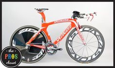 For pros - 2008 Specialized Transition S Works Time Trial Bike