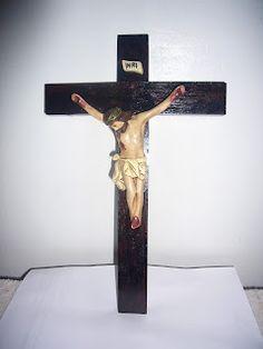 Renovando e aproveitando: Crucifixo (2)