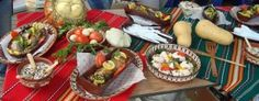 St. George's day celebrated on 6 Mai. Bulgarian dishes