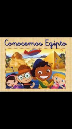 Baby einstein- Egipto