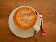 Roibos cappuccino