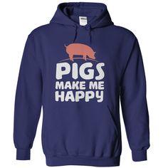 Pigs Make Me Happy