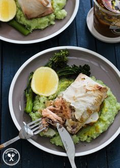 Baked Salmon Filo Parcels   Postcards from around Anathoth Farm New Zealand - http://wholesome-cook.com/2014/02/11/baked-salmon-filo-parcels-postcards-from-around-anathoth-farm-new-zealand/