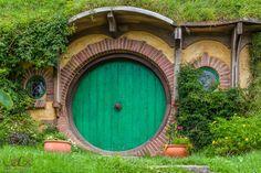 Baggins house by Sergio Del Rosso,