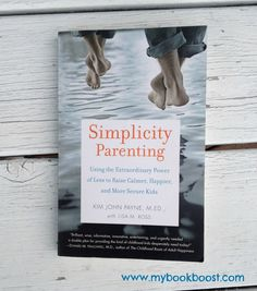 simplicity parenting book review