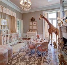 Classy nursery