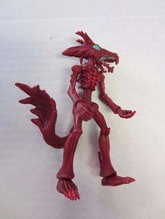 """Squirrelanoid Teenage Mutant Ninja Turtles Action Figure TMNT 5 1/2"""" #Unknown"""