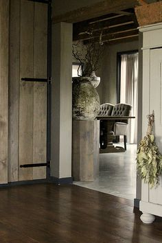 Home Decoration For Wedding Kitchen Dinning Room, Interior Decorating, Interior Design, Decorating Games, Interior Paint, Industrial House, Modern Country, Rustic Interiors, Home Look