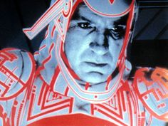 Tron - David Warner ...  Ed Dillinger / Sark / Master Control Program