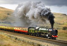 70000: Brittania, my favourite locomotive in the world