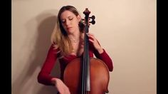 J.S. Bach - Cello Suite no. 1 in G major, BWV 1007, Sarabande, on baroqu...