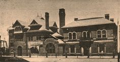 The old Cambria Iron Company was chartered in 1852 to operate four old-fashioned charcoal furnances in and about Johnstown, which was ...