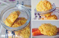 dolcetti di carote su blog carino con vari consigli e ricette