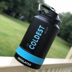 The Coldest Water Bottle 1 Gallon Water Bottle Trendy Water Bottles Bottle