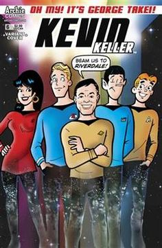 'Star Trek's' George Takei to appear in Archie Comics' 'Kevin Keller' (AP Photo/Archie Comics)