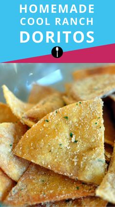Make your favorite Dorito flavor at home. Doritos Recipes, Dip Recipes, Snack Recipes, Dessert Recipes, Snacks, Healthy Recipes, Cooking For Dummies, Good Food, Yummy Food