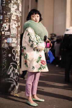 On the Street…Rei, Paris
