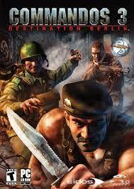 Commandos 3 Destinaion Berlin Free Download | Get All 121 Free on http://121free.blogspot.com/2015/07/Commandos-3-Destination-Berlin.html