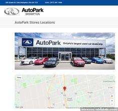 Autopark - Budapest — Autószalon a sikátorban - Kamu/Átverős Oldal Listázó
