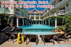 Boracay Island Resorts | Mandarin Hotel | Boracay Island | Boracay Blog