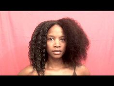 {256} Kinks to Curls! MY *updated* wash n go - PART ONE: products & process - natural hair journey - YouTube
