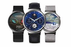 Die Huawei Watch 2 kommt mit eigener SIM-Karte