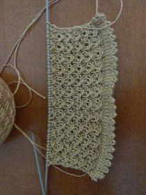 Unique: tutorial calcetín Crochet Socks, Cute Crochet, Crochet Top, Lace Knitting, Knitting Stitches, Knitting Patterns, Knitted Animals, Handmade, Crafts