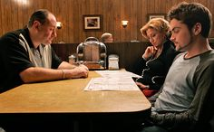 For the past seven years, the final scene of The Sopranos has had viewers and fans scratching their heads over what the heck happened. It was...